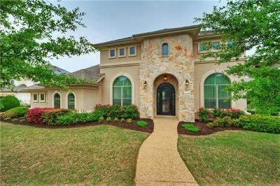 Austin Single Family Home For Sale: 1812 Heliotrope Ct