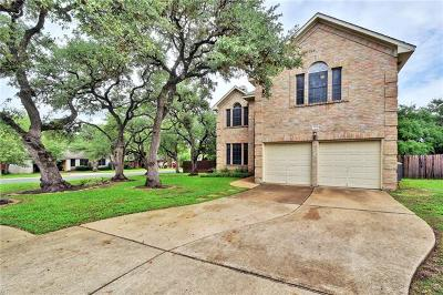 Austin Single Family Home For Sale: 5328 Mabry Ct