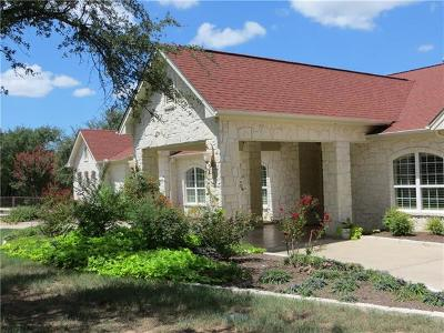 Salado Single Family Home For Sale: 13480 Cedar Valley Rd