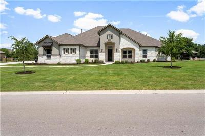 Leander Single Family Home For Sale: 3601 Juniper Rim Rd
