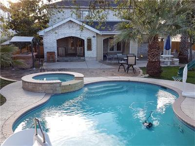 Leander Single Family Home For Sale: 312 Bello Dr