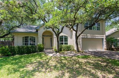 Cedar Park Single Family Home Pending - Taking Backups: 2010 Bent Bow Cv