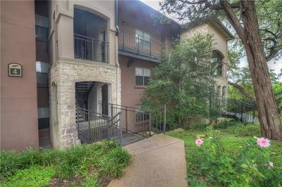 Austin Condo/Townhouse For Sale: 6000 Shepherd Mountain Cv #409