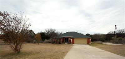 Lampasas County Single Family Home For Sale: 905 Cr 3350