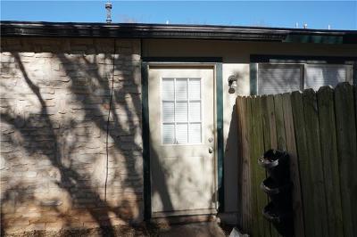 Leander Rental For Rent: 704 Osage Dr #B