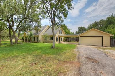 Georgetown Single Family Home For Sale: 3300 Deer Trl