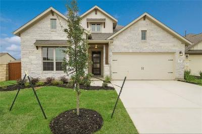 Liberty Hill Single Family Home For Sale: 372 Vista Portola Loop