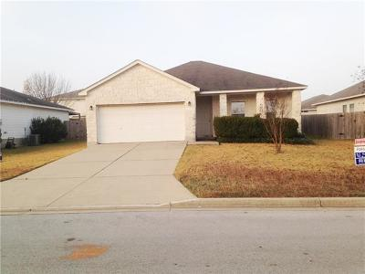 Taylor Single Family Home Pending - Taking Backups: 2903 Zachary Ln