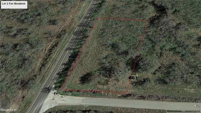 Lockhart Residential Lots & Land For Sale: TBD Fox Lane
