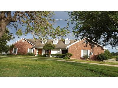 Bastrop County Single Family Home For Sale: 681 Leisure Ln