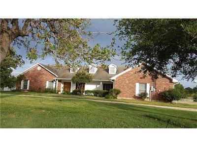 Cedar Creek Single Family Home For Sale: 681 Leisure Ln