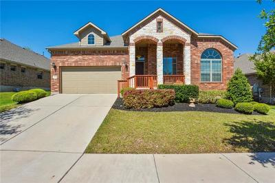 Georgetown Single Family Home For Sale: 1509 Naranjo Dr