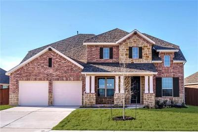 Liberty Hill Single Family Home For Sale: 301 Miracle Rose Way