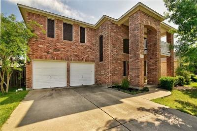Manor Single Family Home For Sale: 13701 Tercel Trce #TC