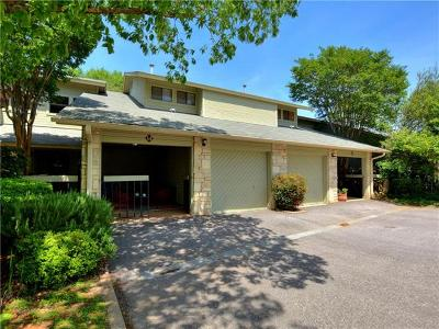 Austin Condo/Townhouse For Sale: 4404 Travis Country Cir #L2