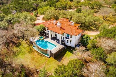 Austin Single Family Home For Sale: 11909 Overlook Pass