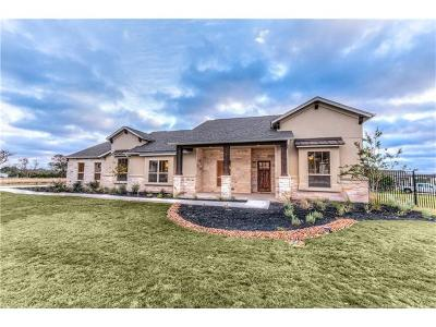 Leander Single Family Home For Sale: 2113 High Lonesome