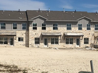 Leander Condo/Townhouse For Sale: 2009 Local Rebel Street