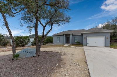 Dripping Springs TX Single Family Home Pending - Taking Backups: $280,000