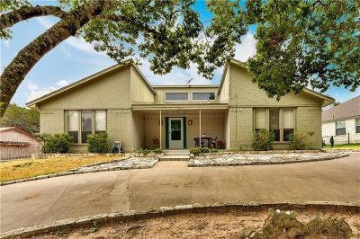 Lago Vista Single Family Home For Sale: 3934 Outpost Trce