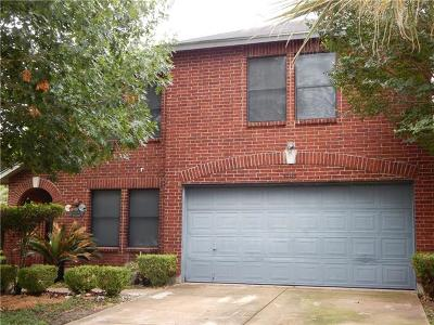 Hays County, Travis County, Williamson County Single Family Home For Sale: 7903 Rosenberry Dr