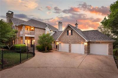 Austin Single Family Home For Sale: 5000 N Rim Dr