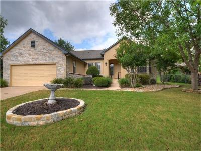 Georgetown Single Family Home For Sale: 110 Persimmon Ln