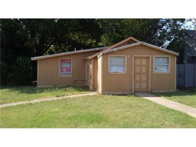 Killeen Multi Family Home For Sale: 201 Root Ave