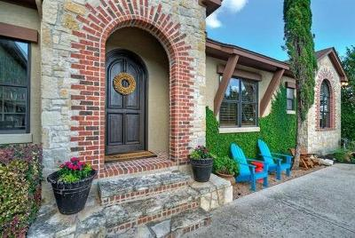 Austin Single Family Home For Sale: 15304 Gebron Dr