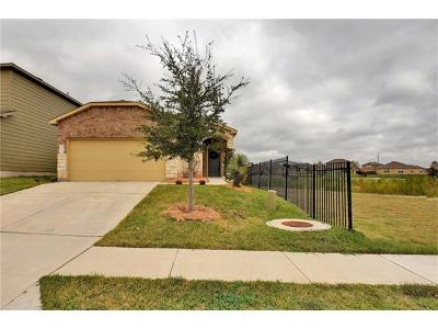 Austin Single Family Home Pending - Taking Backups: 9512 Southwick Dr