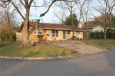 Austin Single Family Home Pending - Taking Backups: 124 Coleman St