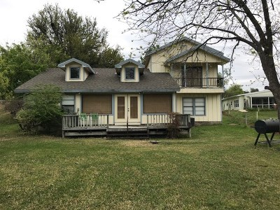 Burnet Single Family Home For Sale: 335 County Road 139a