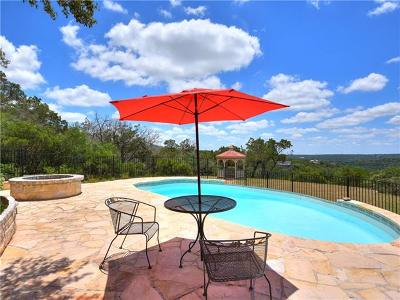 Wimberley Single Family Home For Sale: 201 Lone Man Overlook