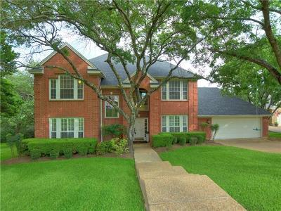 Single Family Home For Sale: 2903 Round Table Rd