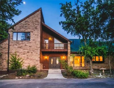 San Marcos Single Family Home For Sale: 741 Willow Ridge Dr