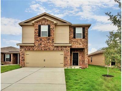 Kyle Single Family Home For Sale: 1437 Breanna Lane