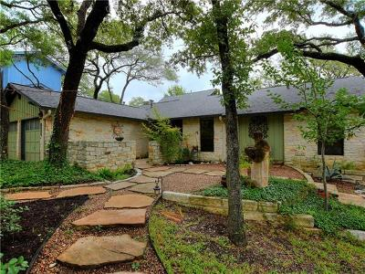 Hays County, Travis County, Williamson County Single Family Home For Sale: 4605 Creek Rdg