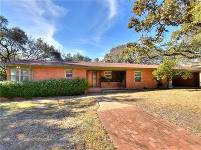 Single Family Home Pending - Taking Backups: 3405 Spanish Oak Dr
