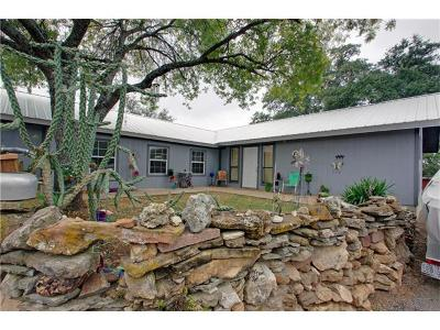 Burnet County Single Family Home For Sale: 4170 Fm 690