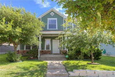 Cedar Park Single Family Home For Sale: 106 Mertz Ln