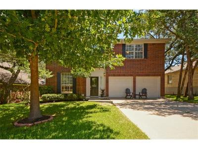 Travis County Single Family Home For Sale: 5902 Marchmont Ln