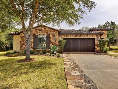 Austin Single Family Home Pending - Taking Backups: 4501 Spanish Oaks Club Blvd #10