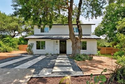 Hays County, Travis County, Williamson County Single Family Home For Sale: 3200 Overcup Oak Dr