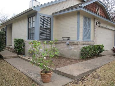 Travis County Single Family Home For Sale: 14456 Robert I Walker Blvd