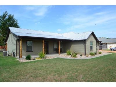 Bastrop Single Family Home For Sale: 133 Kokomo Ln