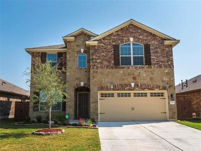 Pflugerville TX Single Family Home For Sale: $279,900