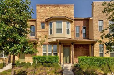 Austin Condo/Townhouse For Sale: 7700 Easy Wind Dr