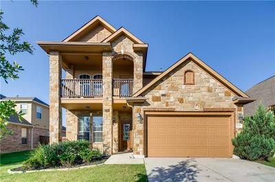 Pflugerville Single Family Home For Sale: 3629 Glastonbury Trl