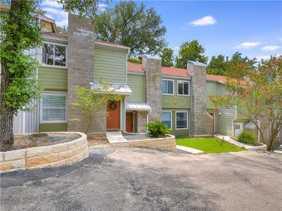 Austin TX Condo/Townhouse For Sale: $285,000