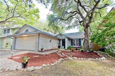Travis County, Williamson County Single Family Home For Sale: 904 Silcantu Dr